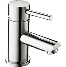 Bristan Blitz Basin Mixer C/W Clicker Waste Chrome