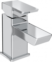 Bristan Cobalt One Hole Bath Filler Chrome
