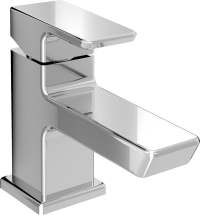 Bristan Cobalt Small Basin Mixer Chrome