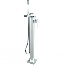 Bristan Sail Floor Standing Bath Shower Mixer Chrome