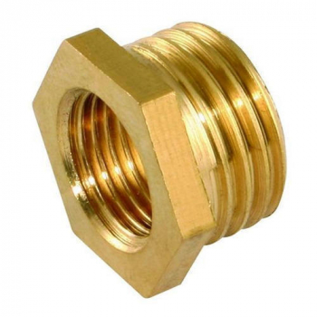 Brass Bush 1/4Inch x 1/8Inch 33001