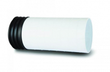 Polypipe Kwickfit Extension Piece 200mm White SK48