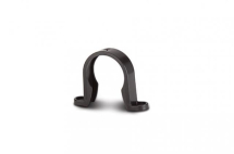 Polypipe Pushfit Waste 40mm Pipe Clip Black WP34B