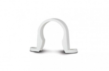 Polypipe Pushfit Waste 40mm Pipe Clip White WP34W