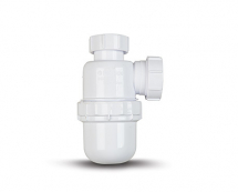 Polypipe 32mm Bottle Trap 75mm Seal WP45