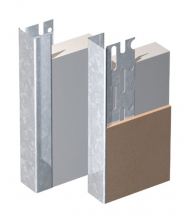 Plasterboard Metal Work