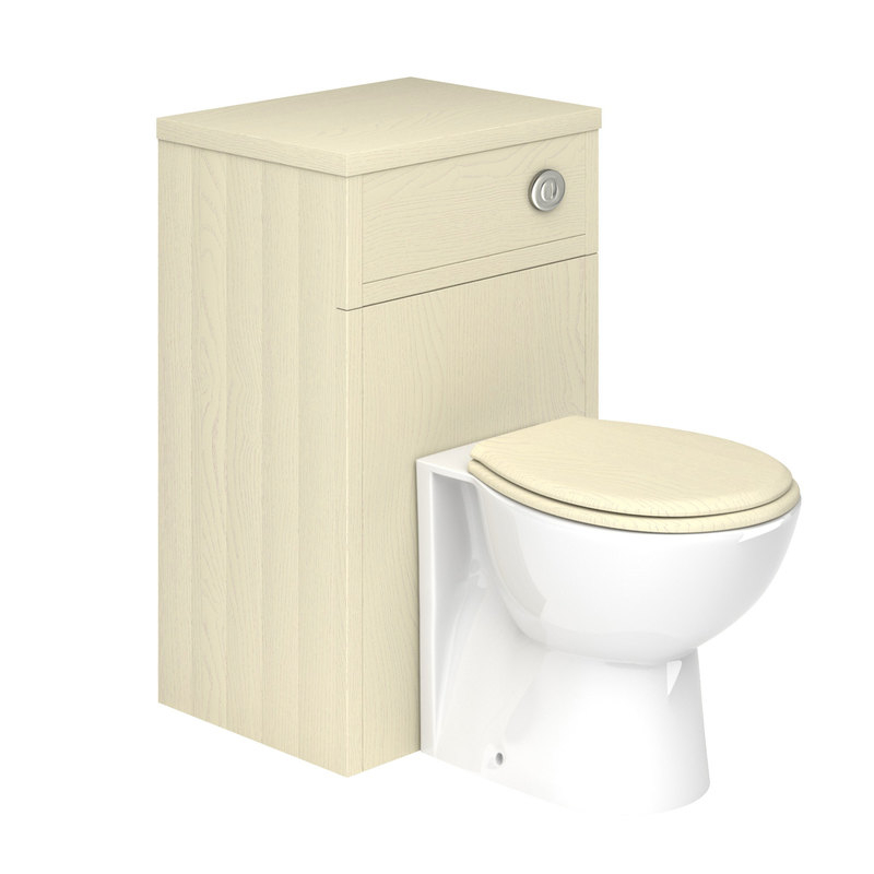 Essential Hampshire Back To Wall WC Unit
