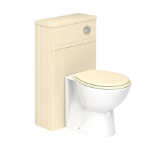Essential Hampshire Slim Back To Wall WC Unit