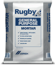25kg Rugby General Purpose Mortar