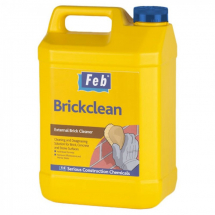 5ltr FEB BRICKCLEAN