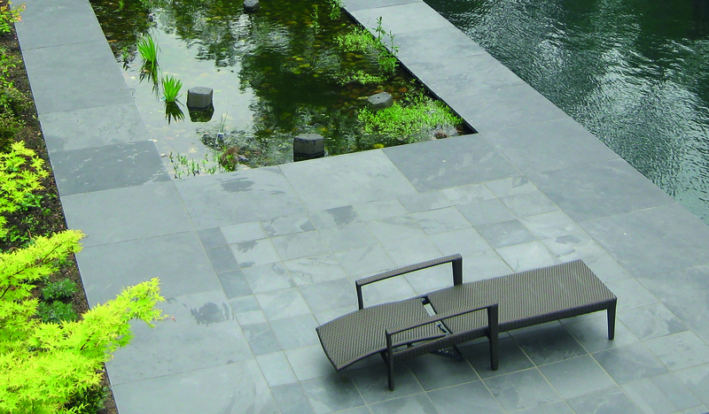 DOVE GREY BRAZILIAN SLATE MIXED SIZE PROJECT PACK 15.28M