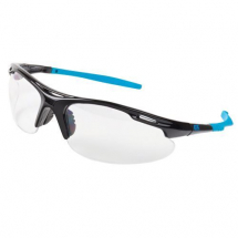 PROFFESIONAL WRAP AROUND OX SAFETY GLASSES CLEAR
