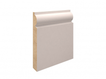 18X119MM MDF TORUS SKIRTING PRIMED <F> (4.2m)