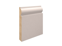 18X169MM MDF TORUS SKIRTING PRIMED <F> (4.2m)