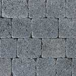 Tobermore Tegula Setts 50mm Various Charcoal (8.5m)
